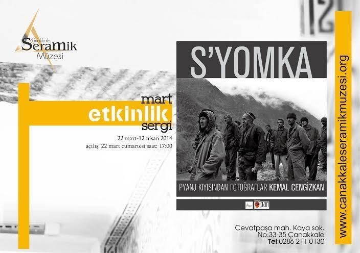 S'YOMKA, Planj Kıyısından Fotoğraflar Sergisi