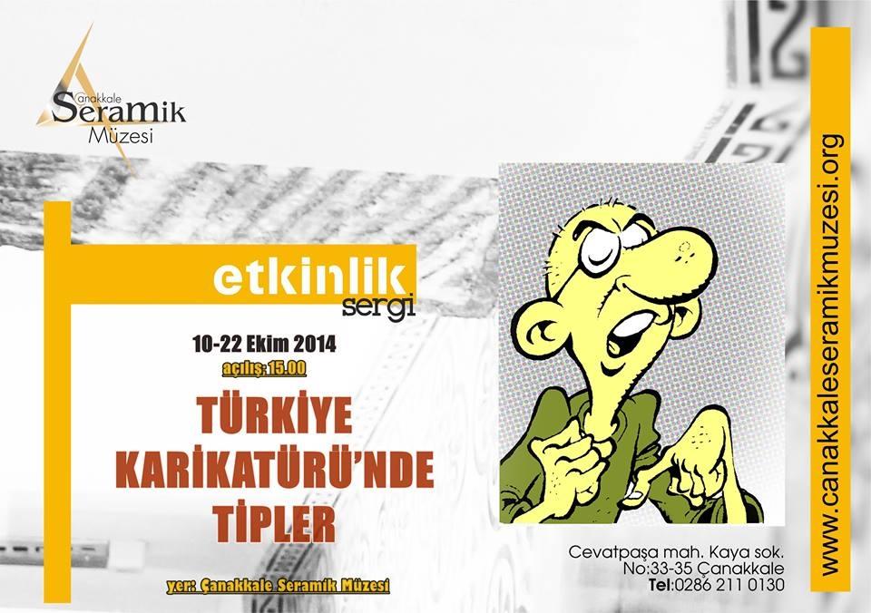 Türkiye Karikatüründe Tipler