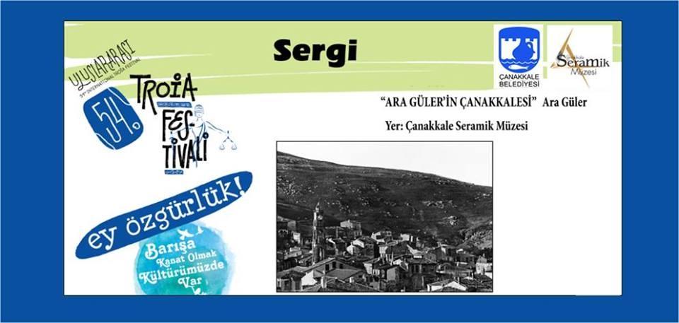 Ara Güler'in Çanakkalesi / Süreli Sergi #12