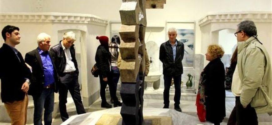 ÇATOD, Seramik Müzesi'nde…