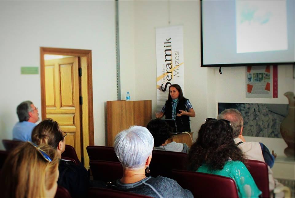 Çanakkale Seramikleri ve Hetjens Seramik Müzesi Konuşuldu
