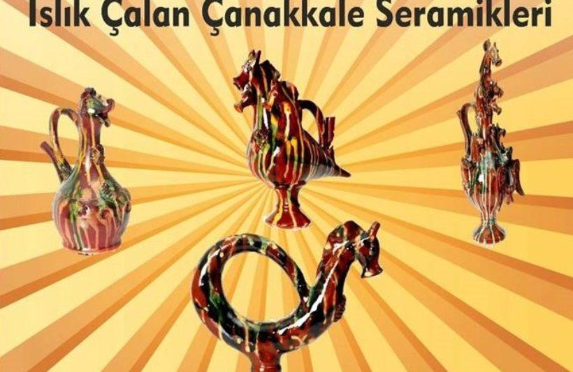 Islık Çalan Çanakkale Seramikleri