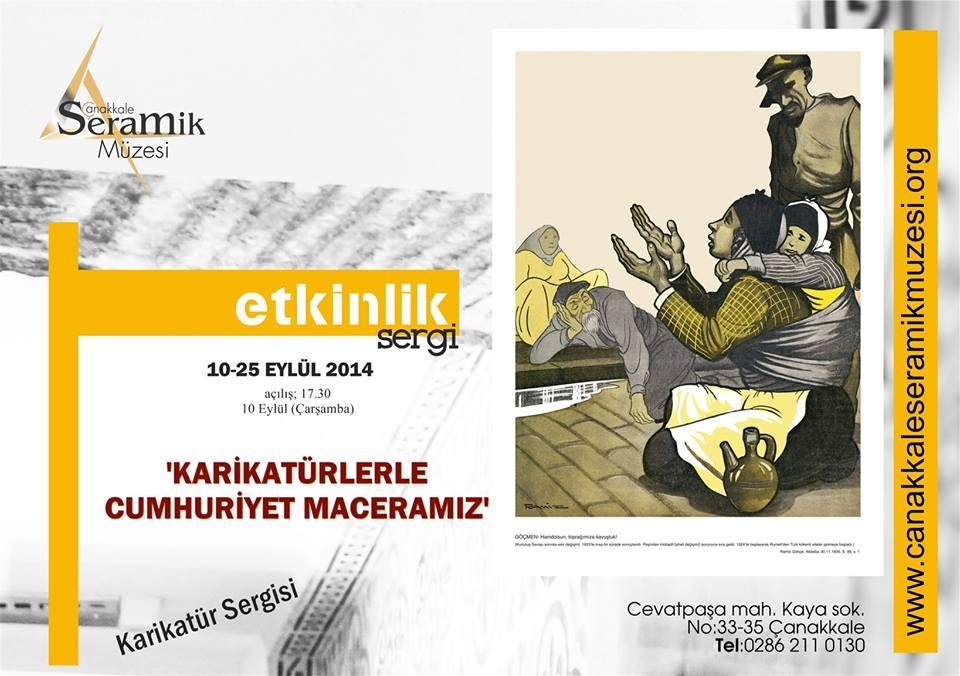 Karikatürlerle Cumhuriyet Maceramız