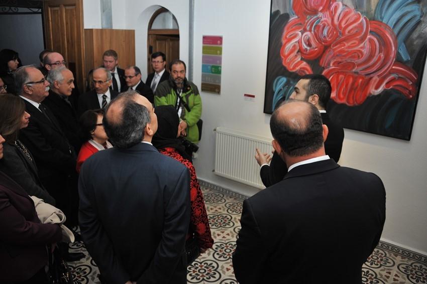Dünyaca Ünlü Türk Sanatçıların Eserleri Kentlilerle Buluşuyor