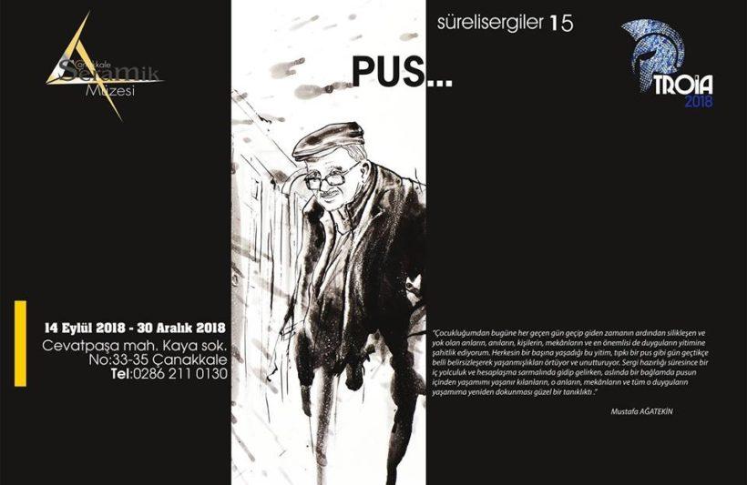 Pus / Süreli Sergi #15