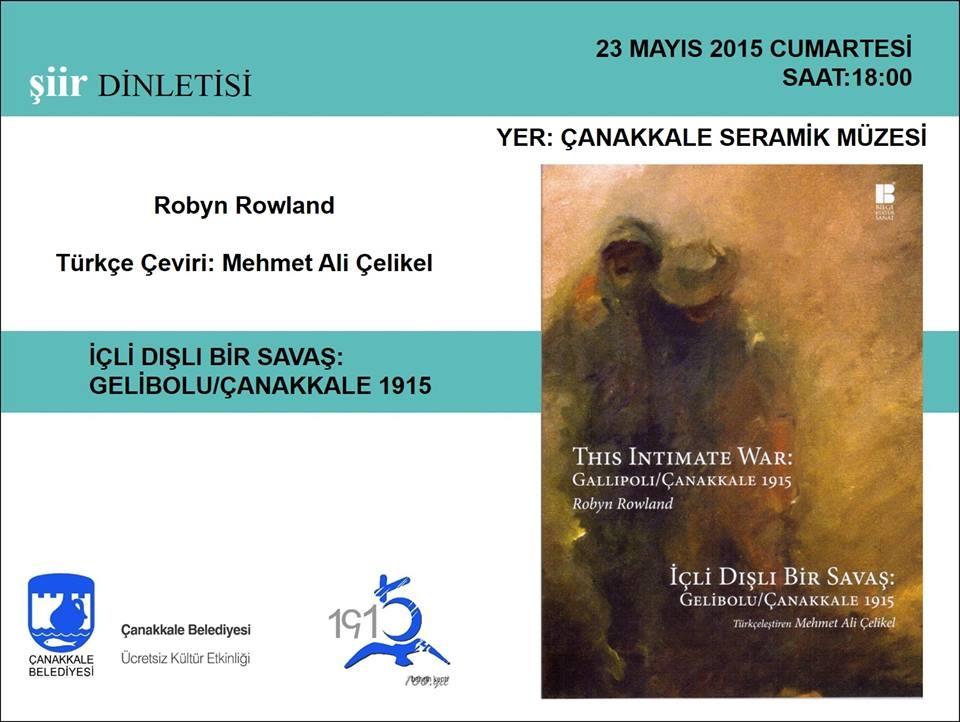 İçli Dışlı Bir Savaş: Gelibolu / Çanakkale 1915