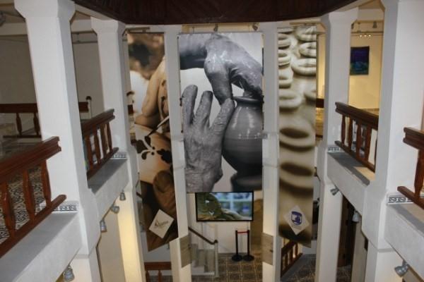 Çanakkale Seramik Müzesi'ne Tarihi Kentler Birliği Uygulama Ödülü