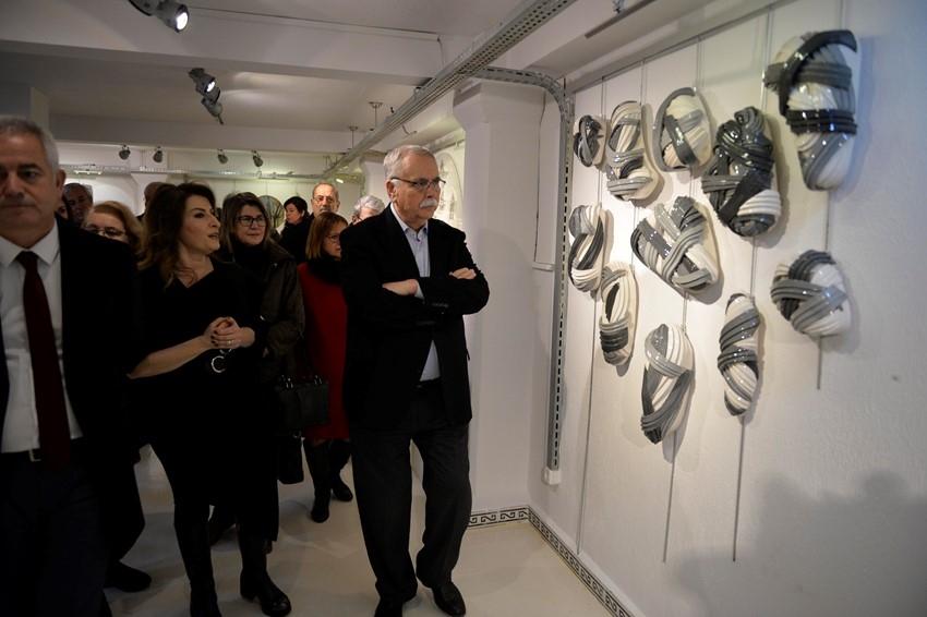 """""""Tavan Arası"""" Seramik Müzesinde Sergileniyor"""