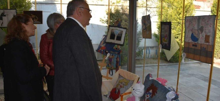 Kırkyama Eserler, Çanakkale Seramik Müzesinde…