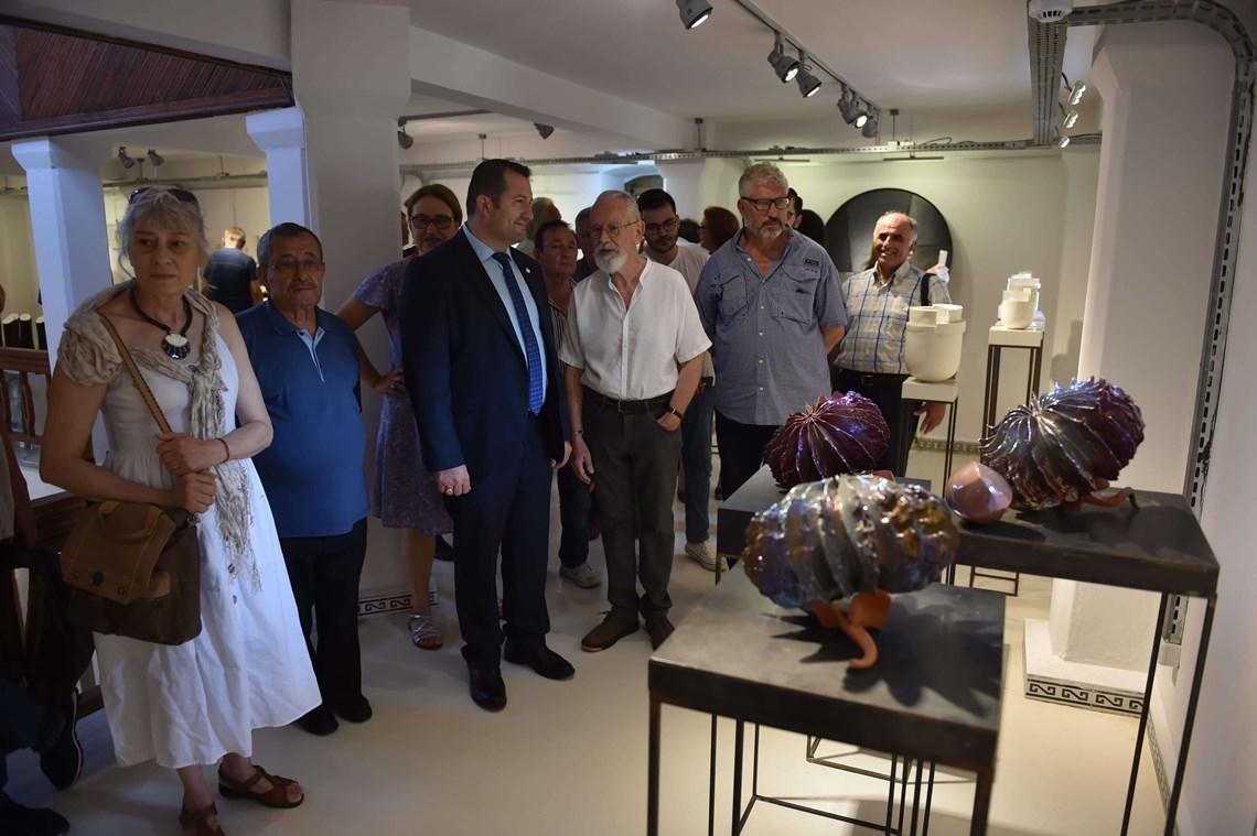Çanakkale Seramik Müzesi Bir Ustayı Daha Ağırlıyor