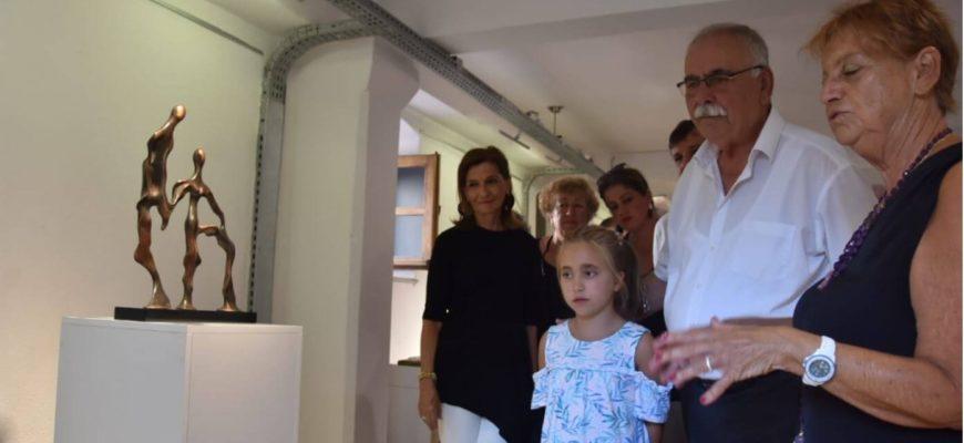 Hayat Yolculuğu Sergisi Seramik Müzesi'nde Açıldı