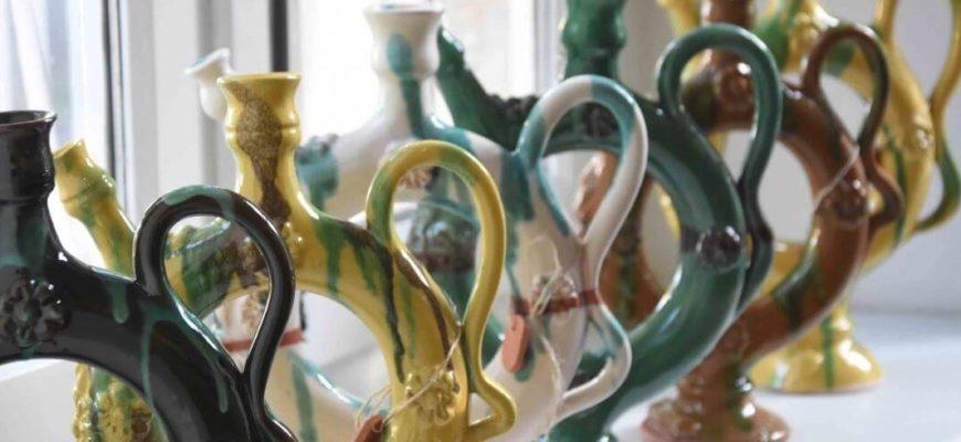 Çamur Biçimlendi Sergisi Devlet Güzel Sanatlar Galerisinde Açıldı