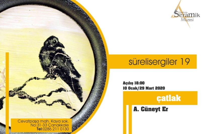 A. Cüneyt Er 'in Seramik Sergisi / Süreli Sergi #19