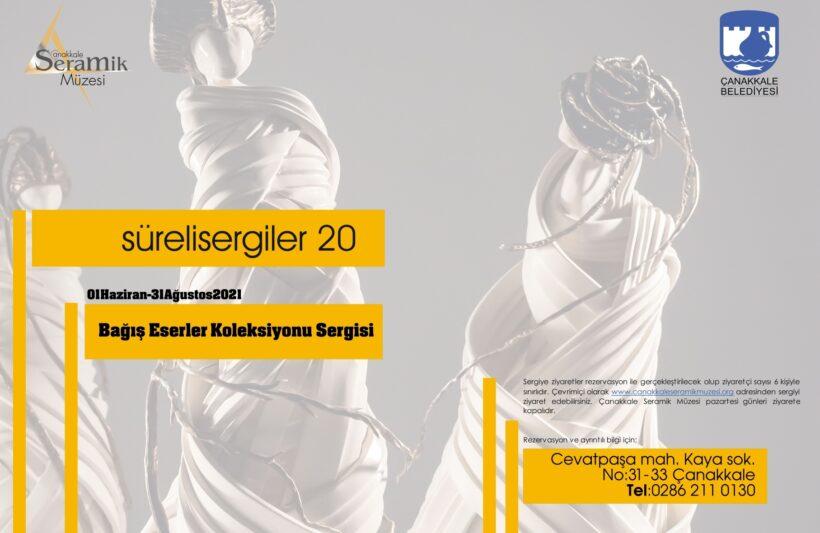 Bağış Eserler Koleksiyonu Sergisi / Süreli Sergi #20 / Çevrimiçi Sergi